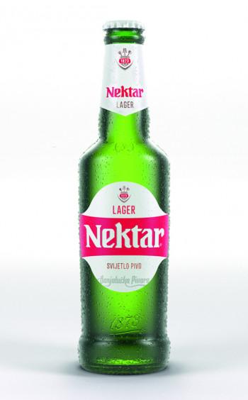 Novi izgled ''Nektar'' piva