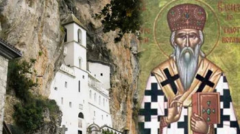 OBILJEŽAVANJA VELIKOG JUBILEJA: Sveti Vasilije Tvrdoški i Ostroški – 350 godina od prestavljenja