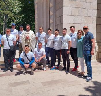 Hodočasnici iz Trebinja krenuli na pokolnjenje Svetom Vasiliju