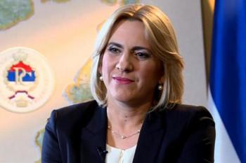 Predsjednica Srpske danas u Herceg Novom i Trebinju