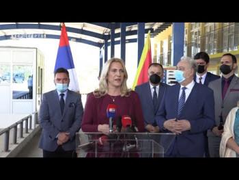 Цвијановић и Кривокапић: Први званични састанак(Видео)