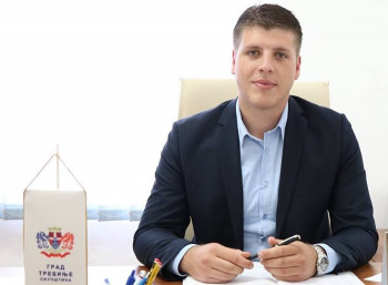 Бојан Шапурић - потпредсједник НДП-а РС