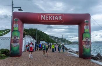 ''Nektar'' pivo na polumaratonu u Trstu