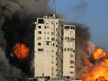 Masovno bombardovanje sjevera Gaze; Izrael: Nije počela kopnena invazija