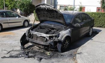 Otkriveno ko je zapalio auto bivšem direktoru HET