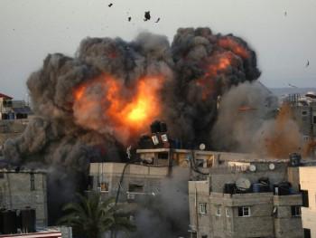 Izraelske snage bombardovale Hamasove tunele u sjevernoj Gazi