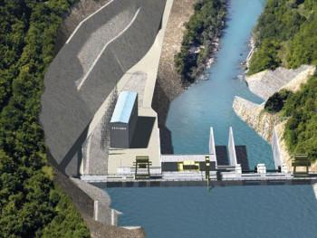 Prenos početka radova hidroelektrane