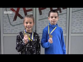 Tri medalje na Prvenstvu BiH za cicibane AK '' Leotar'' (Video)
