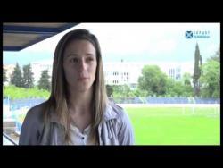 Trebinjka Milena Nikolić: Od trčanja za loptom u Mostaćima do najboljeg strijelca Lige šampiona (VIDEO)