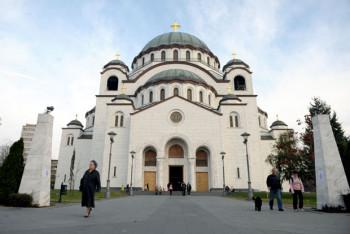 Liturgijom u Hramu Svetog Save počeo Sabor SPC