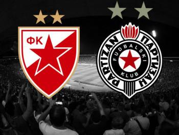 Vječiti rivali igraju za trofej u Kupu Srbije