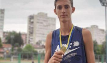 Trebinjac Marko Šuković preskočio nevjerovatnih 208 cm i obezbijedio mjesto u reprezentaciji