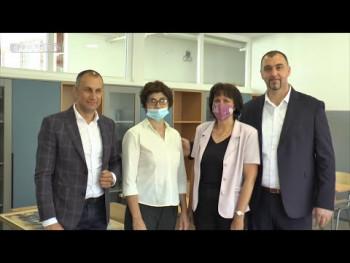 Свјетски изглед учионице школе у Горици захваљујући компанији Динеко(Видео)