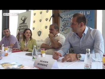Evropski rukometni as organizuje kamp u Trebinju(Video)