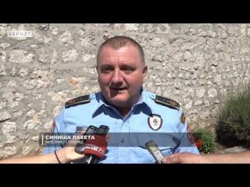 Полицајци у посјети вртићима(Видео)