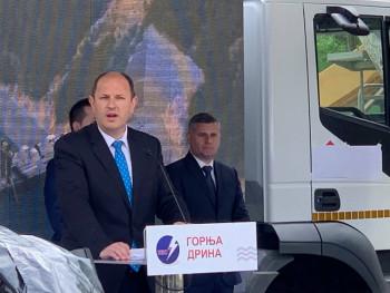 Petrović: Ogromni potencijal rijeke Drine može donijeti korist cijelom regionu