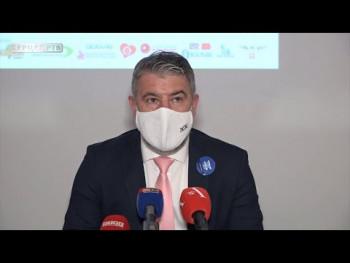 Ministar Šeranić u Trebinju otvorio 19. Simpozijum medicinskih sestara, tehničara i babica RS