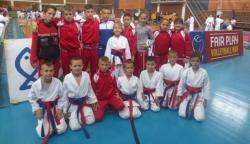 Dvanaest medalja za trebinjski klub borilačkih sportova