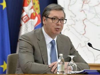 Vučić: Besmislene tvrdnje iz Hrvatske da će u Trebinju biti baza ruskih letjelica (VIDEO)