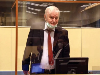 Sutra izricanje presude generalu Mladiću