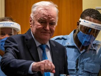 Ратко Младић правоснажно осуђен на доживотну казну затвора