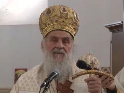 Patrijarh Irinej pozvao Srbe da ostanu na Kosovu i Metohiji