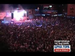 Decenija od najvećeg skupa u istoriji Crne Gore (VIDEO)