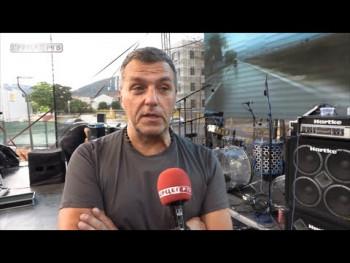 Moto skup Trebinje: Spektakularan koncert Van Gogh-a ,  preko hiljadu motorista prvog dana (VIDEO)