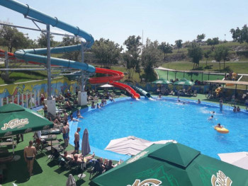 Akva park otvorio vrata – Vikend u znaku motora i vodene zabave