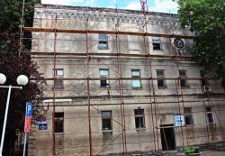 Trebinje:  Rekonstrukcija fasade na Centru za informisanje i obrazovanje