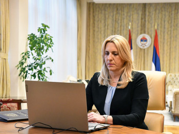 Цвијановић: Српска не пристаје на измишљени Дејтонски споразум