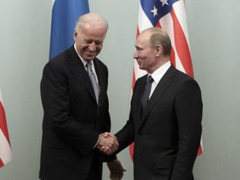 Састанак Путина и Бајдена