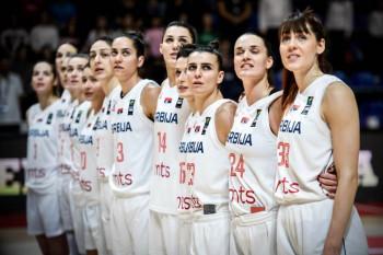 Košarkašice Srbije šampionke Evrope!