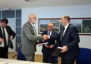 Petrović i Mićanović potpisali kolektivni ugovor ERS