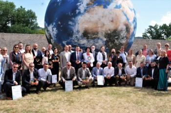 Izabrani biznis lideri održivog razvoja: TREBINJE PREDSTAVLJALA KOMPANIJA