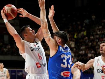 Košarkaši Srbije bez Olimpijskih igara