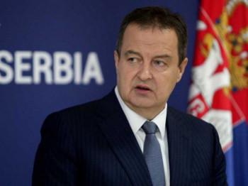 Dačić: Usvajanje rezolucija o Srebrenici u funkciji dodvoravanja