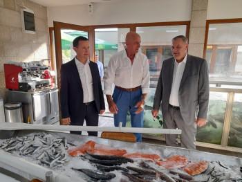 Višković: Vlada Srpske će pomoći sektor ribarstva