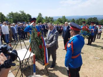 Obilježavanje 146 godina od početka ustanaka u Hercegovini - Nevesinjske puške  (FOTO)