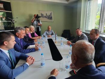 Višković: Uskoro potpisivanje ugovora o izgradnji HE Dabar (VIDEO)