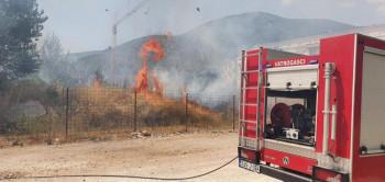Sedam požara na području Mostara