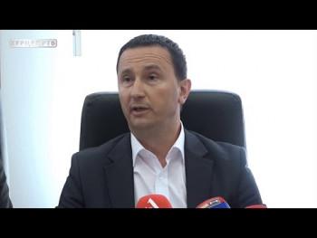 Vukanović podnio krivičnu prijavu protiv Ćurića, Petrovića i Šarenca