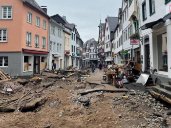 Šteta od poplava u Njemačkoj procjenjuje se u milijardama