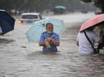 Velike poplave u Kini, ima poginulih