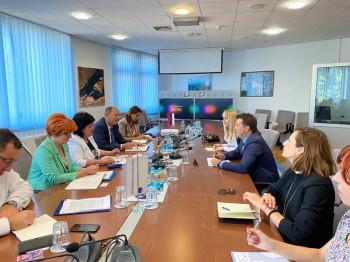 Trebinje: Sastanak predstavnika RS i Crne Gore povodom izgradnje ''Buk Bijela''