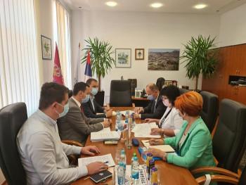 ĆURIĆ-GOLIĆ: Ubrzati aktivnosti na izgradnji Aerodroma Trebinje