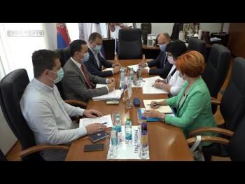 Ministarka Golić posjetila Trebinje (VIDEO)