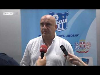 Bekan novi predsjednik Rukometnog kluba Leotar
