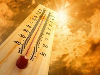 Žuti meteoalarm zbog visoke dnevne temperature i grmljavine