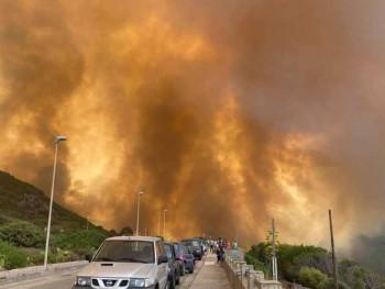 Bukte požari na Sardiniji; Italija traži pomoć od evropskih zemalja